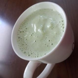 緑のバナナシェイク☆
