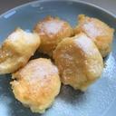 ふんわり豆腐ドーナツ