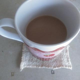 マンゴージャムのコーヒー