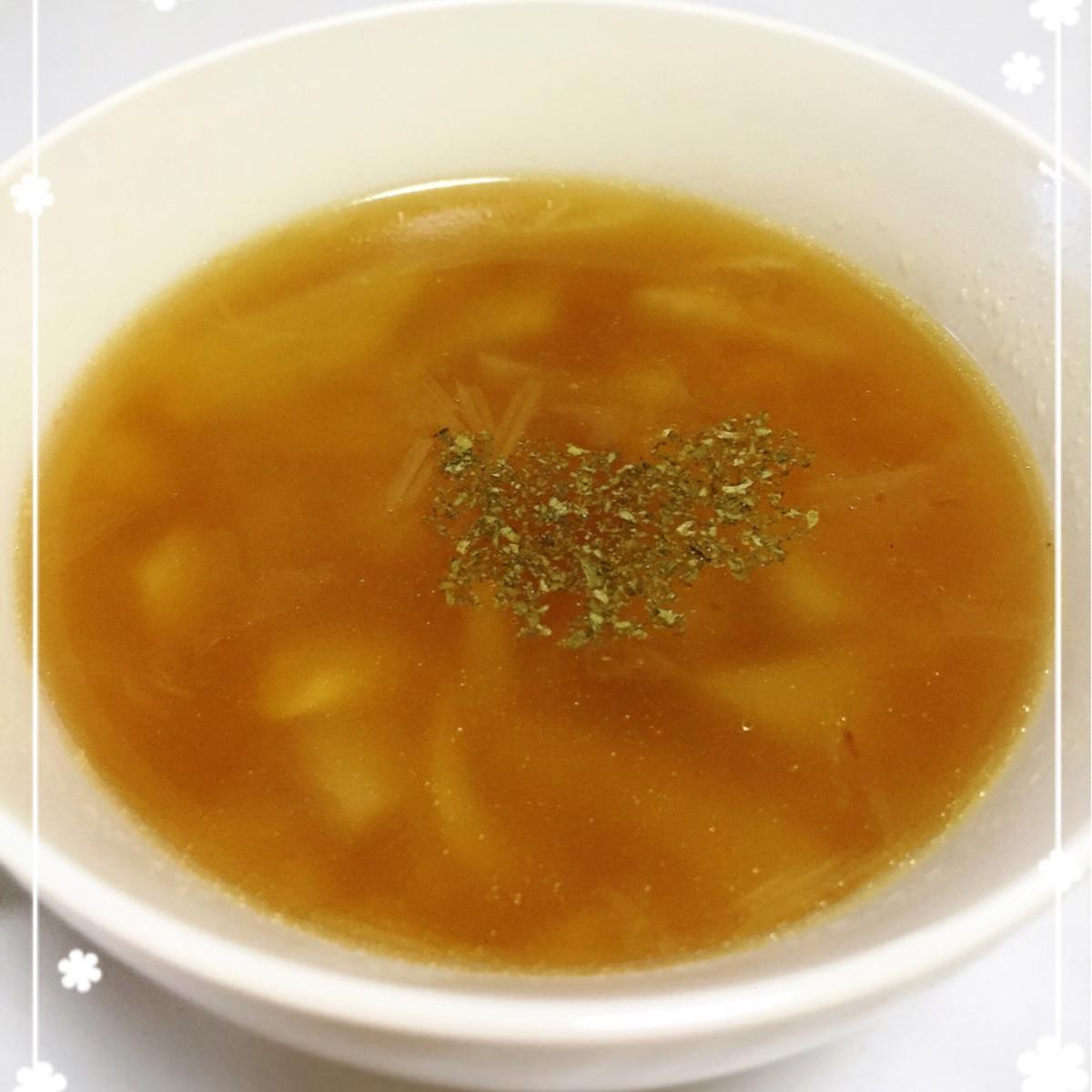 スープ 丸ごと オニオン