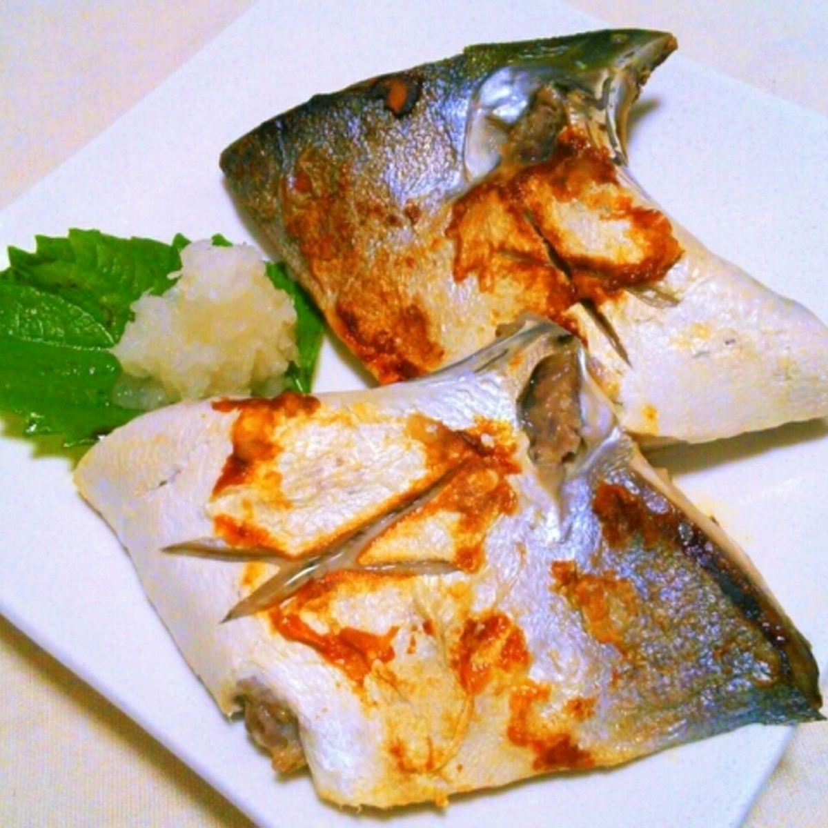 フライパンで簡単ぶりかま塩焼き レシピ 作り方 By Kuuuma 楽天レシピ