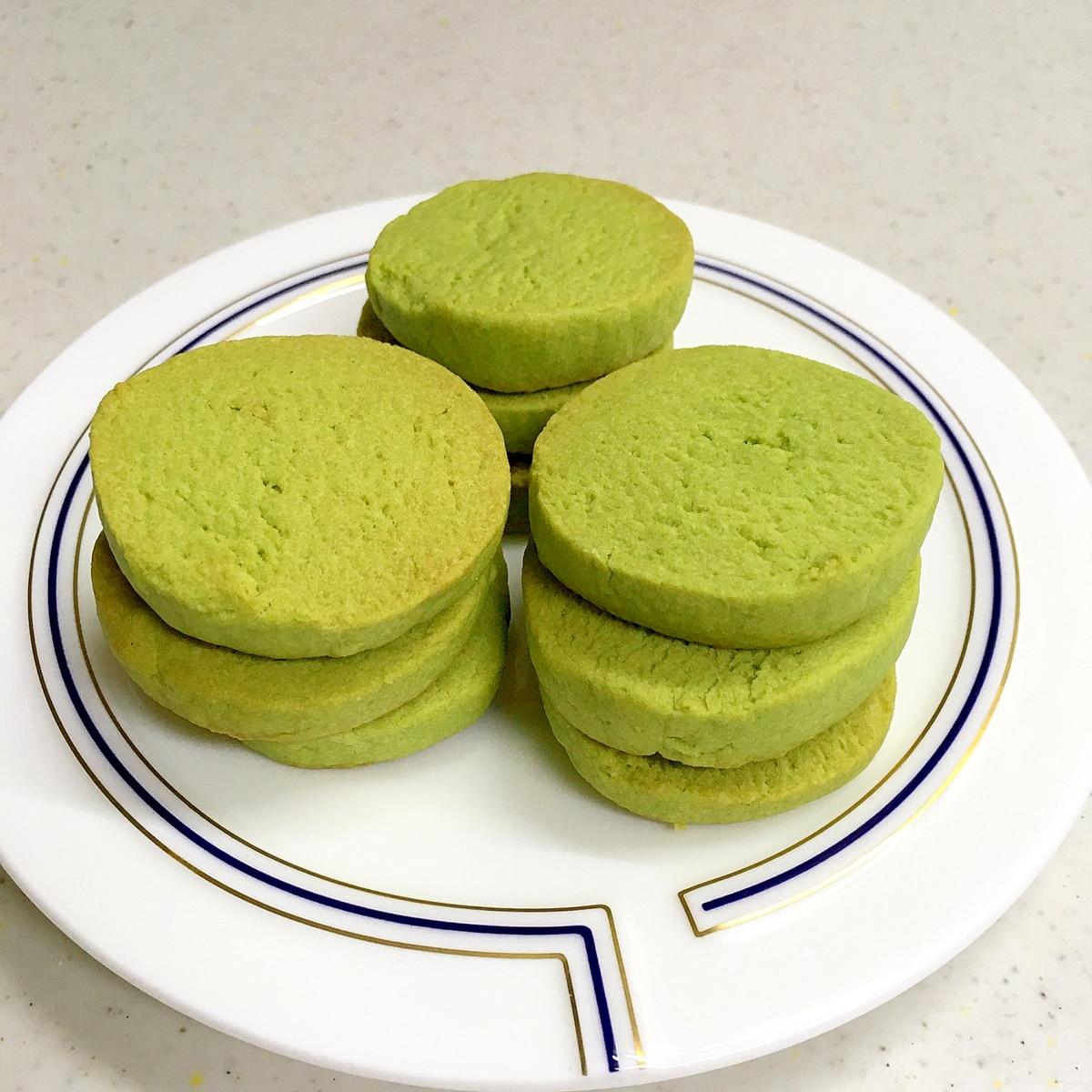 クッキー 抹茶