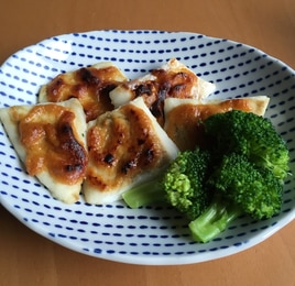 ヒラメの味噌マヨ焼き