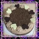 【糖質制限】チョコケーキ