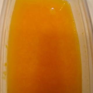 砂糖なし!デコポンゼリー