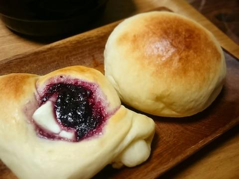 クリーム チーズ パン