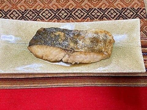 フライパン一つで簡単にできる★さわらの照り焼き