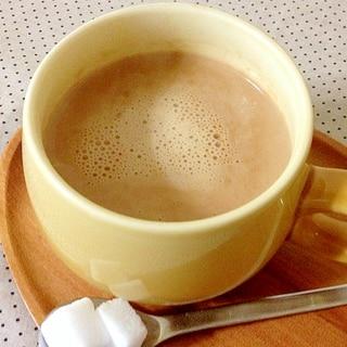 豆乳☆アッサムでチャイ