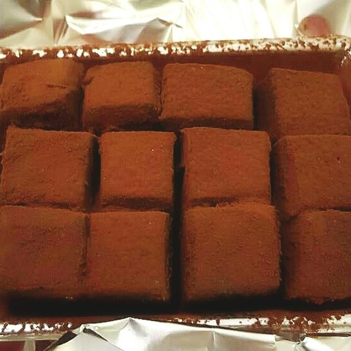 の 作り方 チョコ 生
