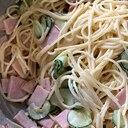 うちのサラダ 付け合わせに サラスパ マヨネーズ味