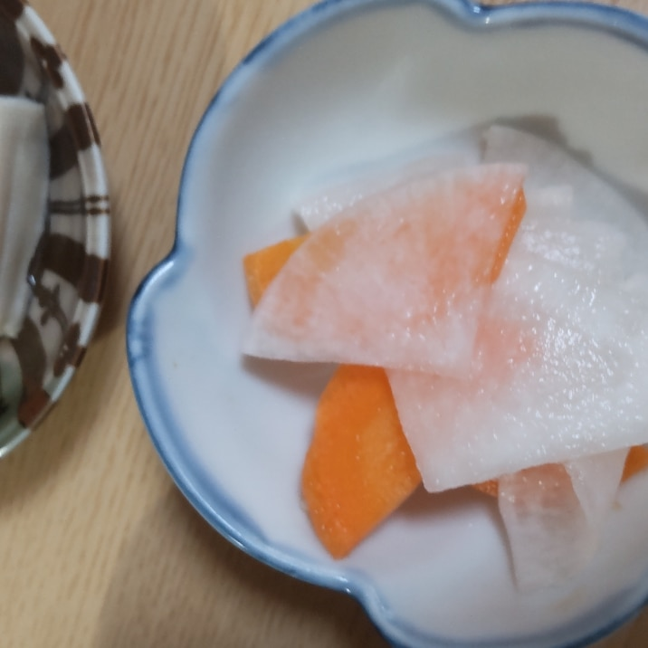 根菜の炒めもの