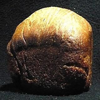 HBにお任せ・デニッシュ風黒糖食パン 半斤