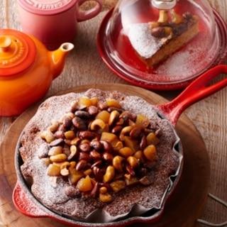 [ル・クルーゼ公式] 栗のパウンドケーキ