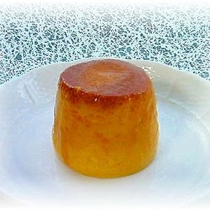卵で固める芒果布甸(マンゴープリン)