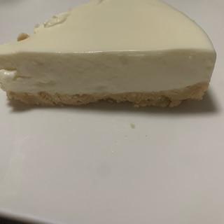 レモン汁なしで!簡単レアチーズケーキ☆