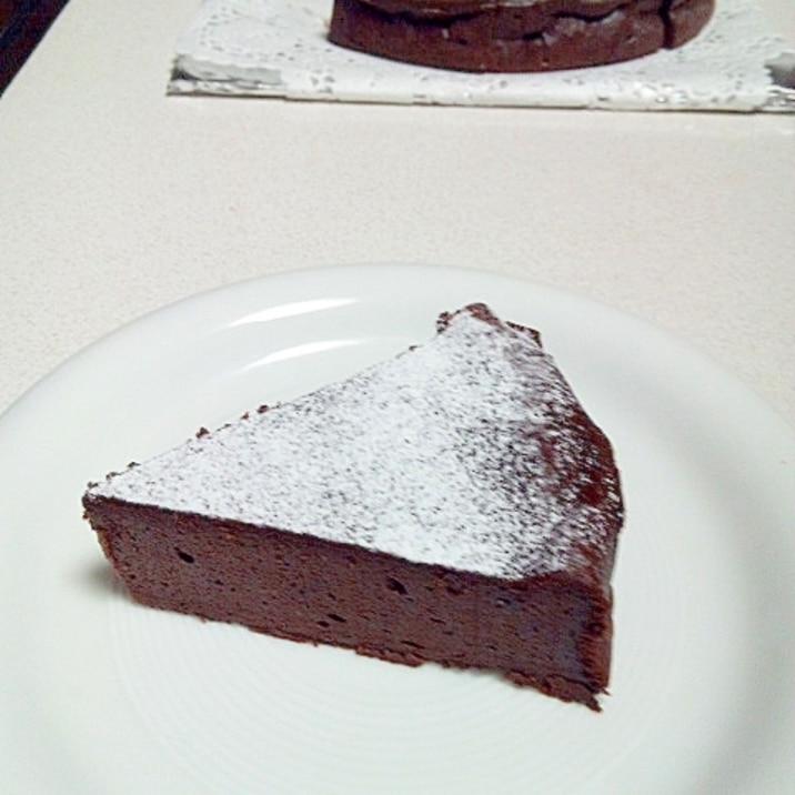 レシピ チョコ ケーキ
