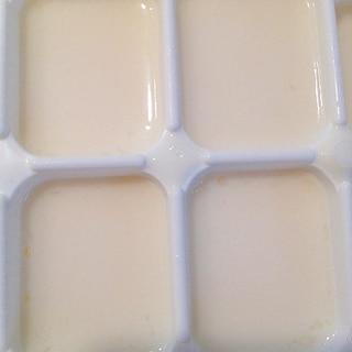離乳食☆粉ミルクだけ!の寒天ゼリー