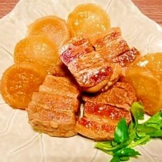 塩レモン☆豚の角煮