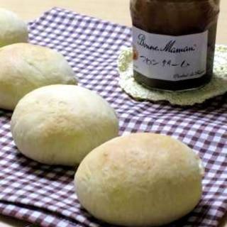 マロンクリーム in  ミルクロールパン