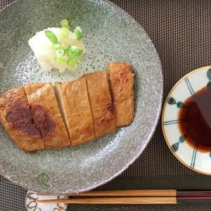 じゃこ天の美味しい食べ方☆宇和島風