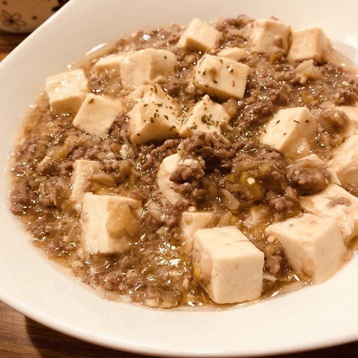 潰瘍性大腸炎でも食べられる!優しい絶品麻婆豆腐