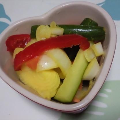 簡単で美味しいですね♪ ぱくぱく食べちゃいます(*^ー^*)