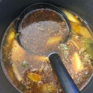 かぐら南蛮の火鍋