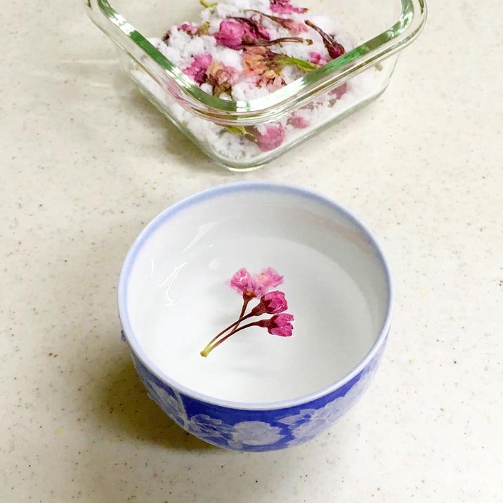 桜の花の塩漬け♡少量