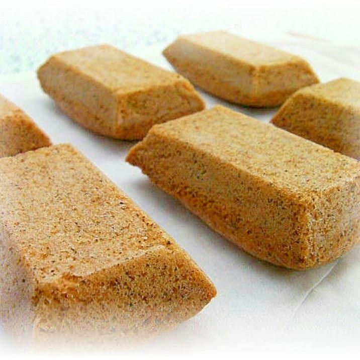 オリーブオイルde紅茶フィナンシェ風ミニケーキ