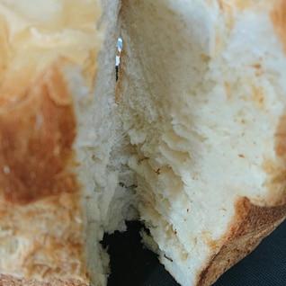ふわっふわのハチミツ薫るHB食パン
