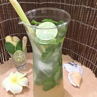 ☆★モヒート風レモングラスのドリンク♪★☆