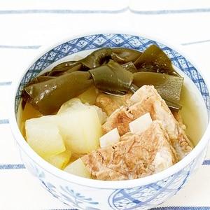 沖縄料理の定番 ソーキ汁