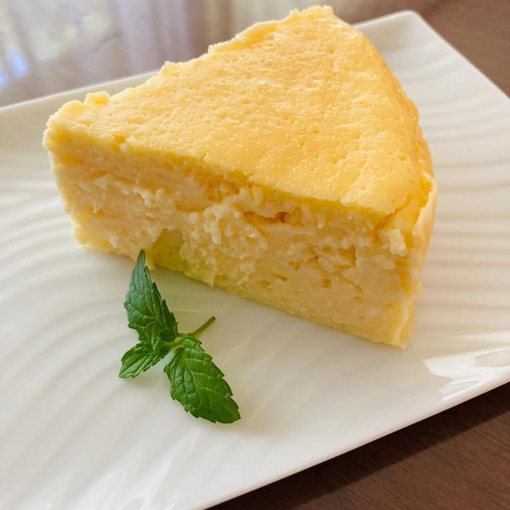 なし レモン チーズ ケーキ 汁