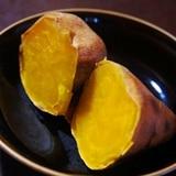 熱々ねっちり、10分でとろける焼き芋完成!