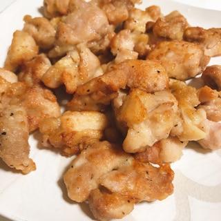 カラッとジューシー!レンジでできる鶏の唐揚げ