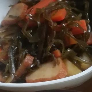 昆布の煮物