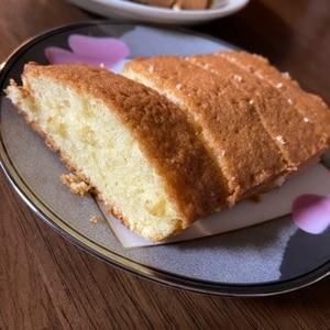 シンプル配合☆基本のパウンドケーキ