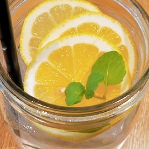レモン好き必見!自家製レモネード
