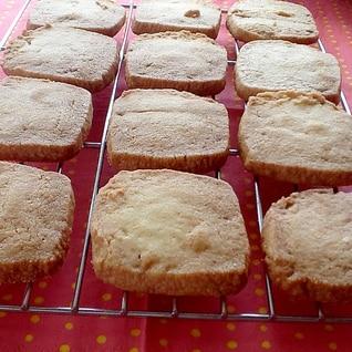 サクサク☆塩バタークッキー