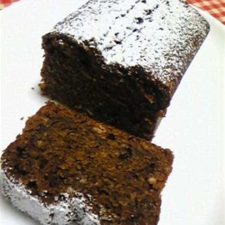 ミックス ホット チョコ ケーキ