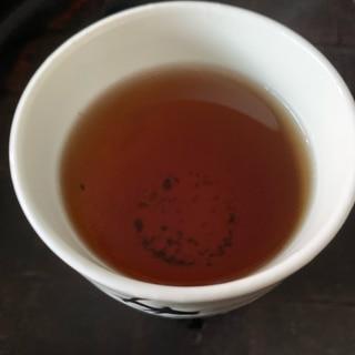 白桃ほうじ茶