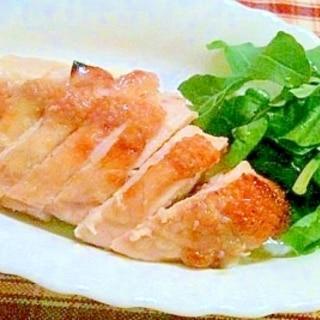 塩麹はオーブンがお好き☆チキンのほっとけグリル