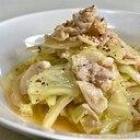 「母の日」に一緒につまむ豚キャベレンジ煮
