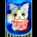 キャラ弁★妖怪ウォッチ☆フユニャンごはん♪