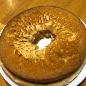 卵白のみの☆ふわっ!ふわっ!シフォンケーキ