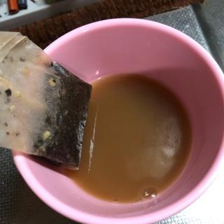 豆乳ダージリンティー