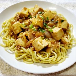 中華麻婆麺
