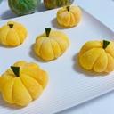 ハロウィンに❗もちもち食感のかぼちゃパン