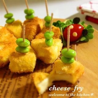 カマンベールチーズフライ