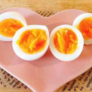 卵サラダ用に♡ゆで卵の作り方✧˖°